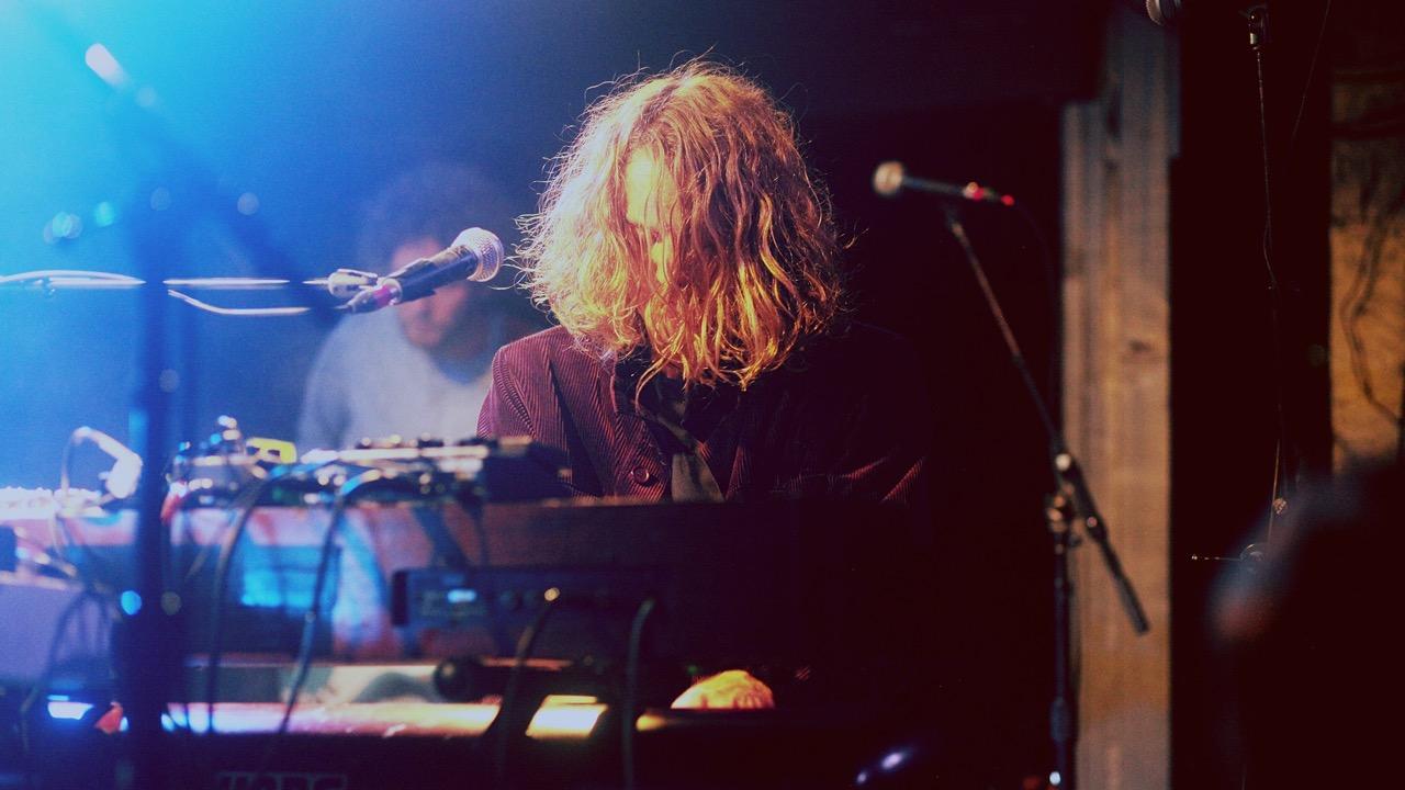 Dungen at the Echo (Photo by Shabnam Ferdowsi)