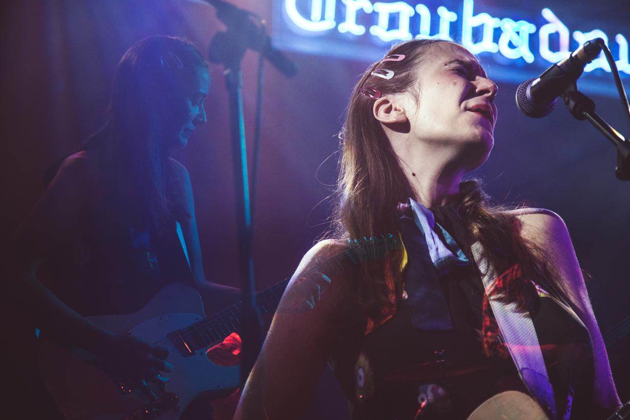 Margaret Glaspy at the Troubadour (Photo by Lexi Bonin)