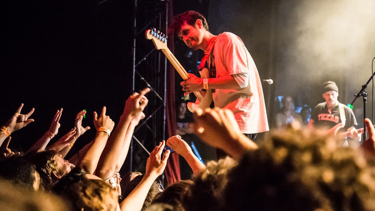 Together Pangea at the El Rey Theatre (Photo by Andie Mills)