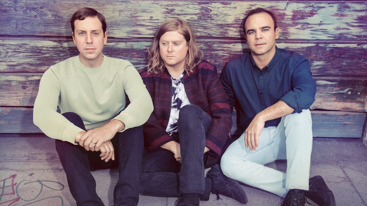 Future Islands (Photo by Tom Hines)