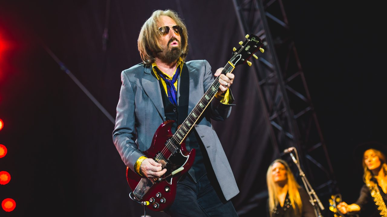 Tom Petty at June's Arroyo Seco Weekend (Photo by Samantha Saturday)