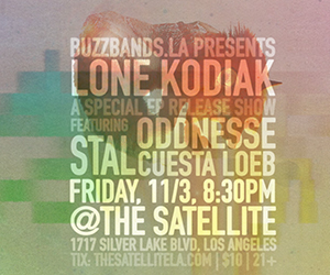 Lone Kodiak at Satellite