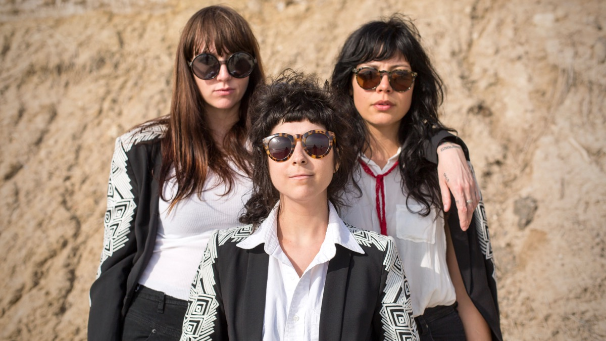The Coathangers (Photo by Jason Travis)