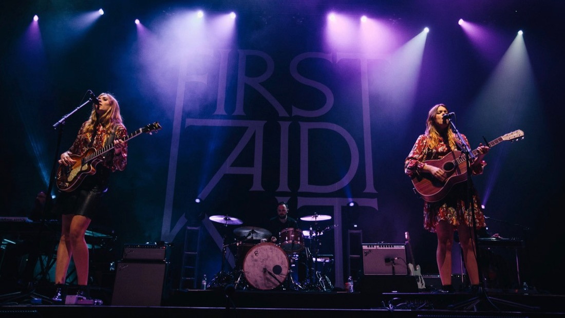 First Aid Kit at the Theatre at Ace Hotel (Photo by Maximilian Ho)