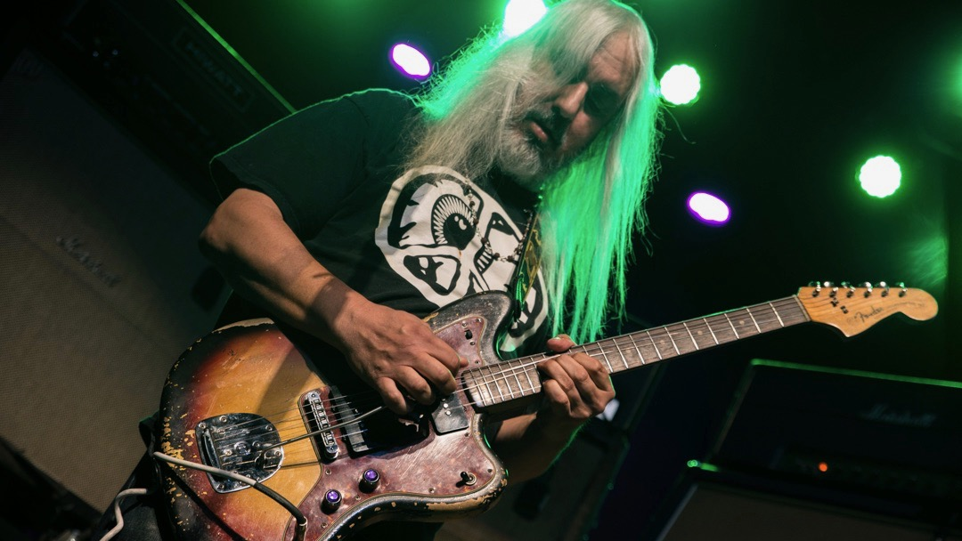 Dinosaur Jr. at the Fonda Theatre (Photo by Samuel C. Ware)