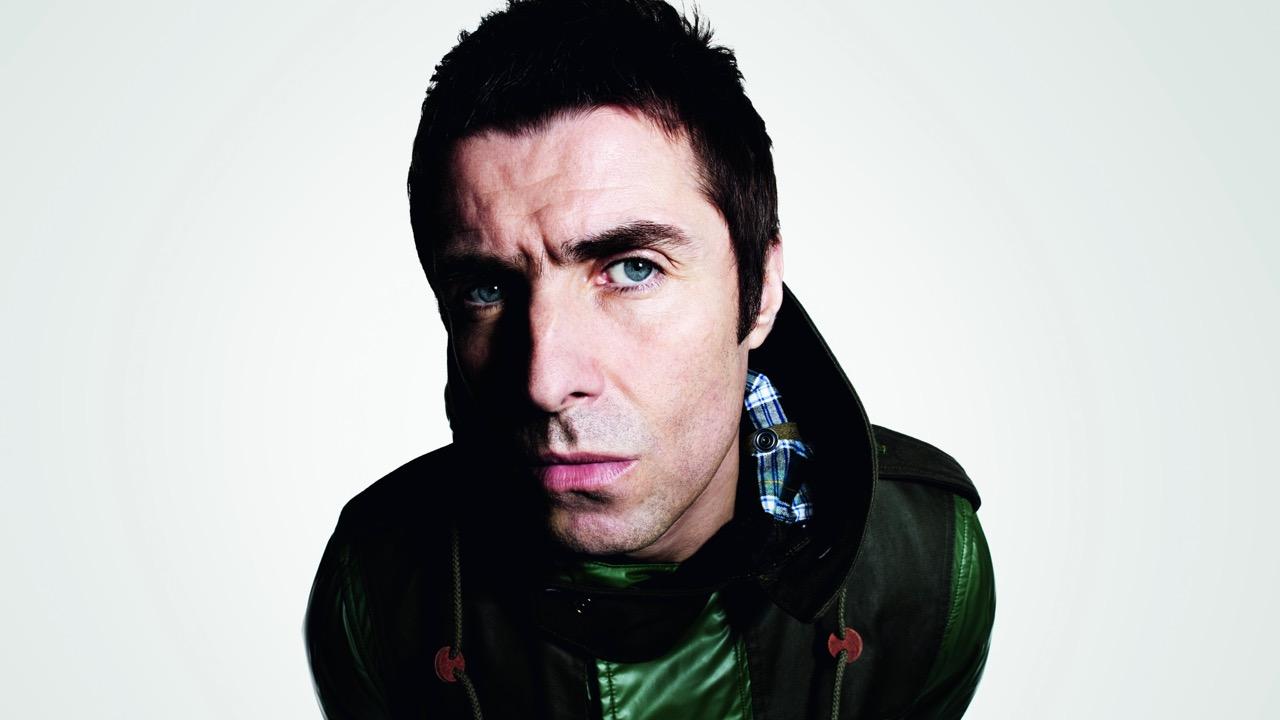 Liam Gallagher (Photo by RANKIN)