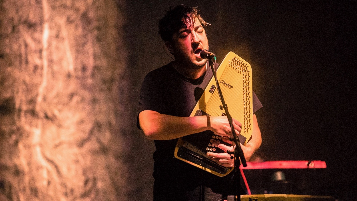 Grizzly Bear at the Wiltern (Photo by Jazz Shademan)