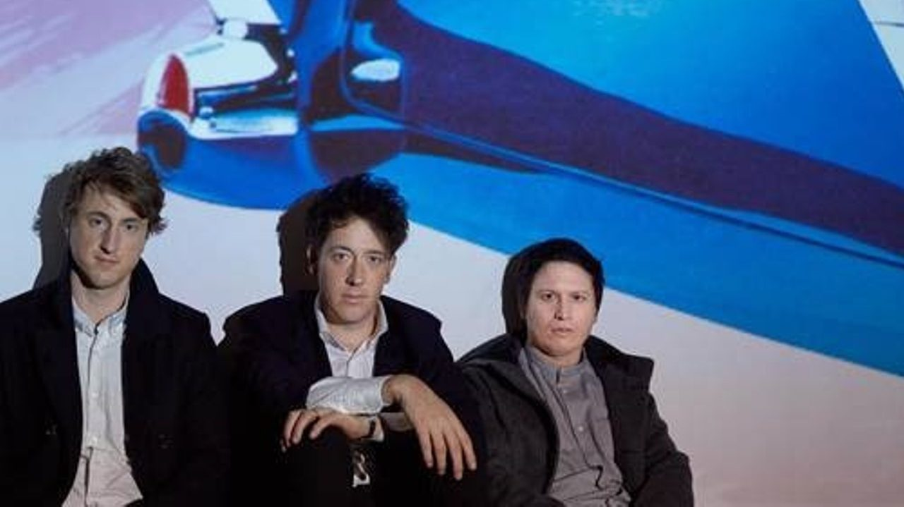 The Wombats (photo by Tom Oxley)