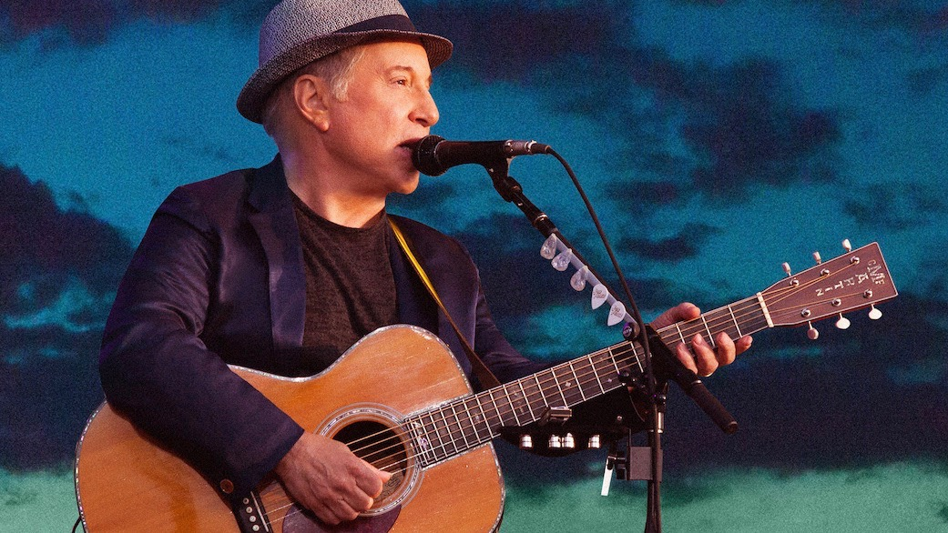 Paul Simon (Photo by Jessica Gilbert)